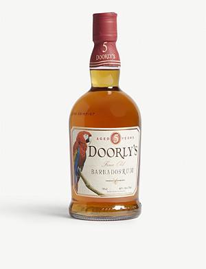 DOORLYS Barbados Gold rum 700ml