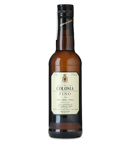 SPAIN Fino puerto sherry 375ml