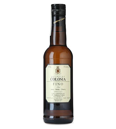 SPAIN Fino puerto sherry 375ml