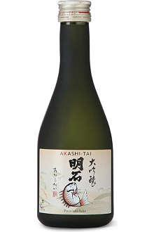 NONE Akashi tai daijingo sake 300ml