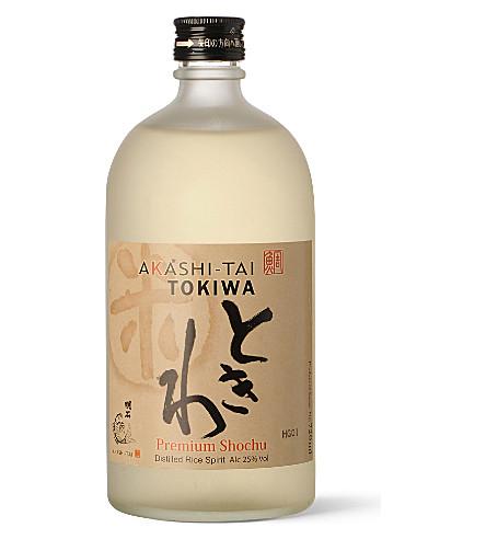 AKASHI-TAI Tokiwa Shochu Akashi Tai 720ml