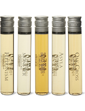 COMPASS BOX Sample whisky gift pack 5x50ml