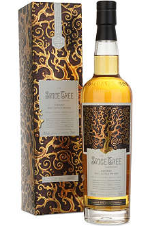 COMPASS BOX Spice Tree blended malt Scotch whisky 700ml