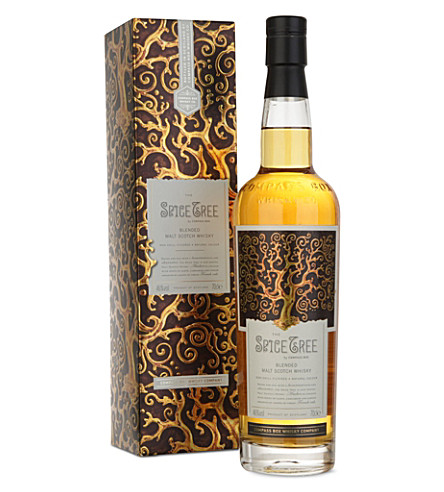Spice Tree blended malt Scotch whisky 700ml
