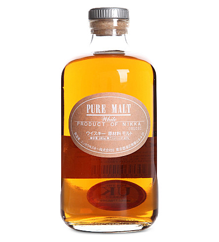 NIKKA White Label whisky 500ml
