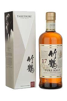 NIKKA Taketsuru 17-year-old pure malt whisky 700ml
