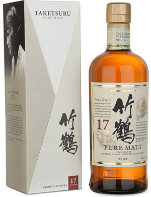 NONE Taketsuru 17-year-old pure malt whisky 700ml