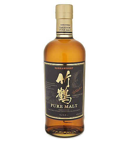 NIKKA Taketsuru whisky 700ml