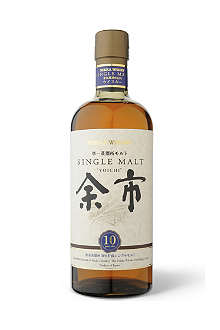 NIKKA Yoichi 10 year old 700ml