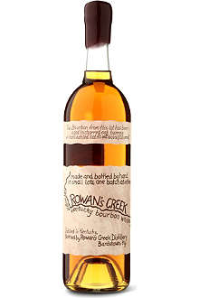 ROWAN'S CREEK Kentucky bourbon whisky 700ml