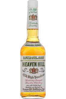 HEAVEN HILL Kentucky straight bourbon whisky 700ml