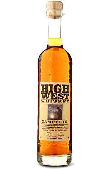 HIGH WEST Campfire whisky 700ml