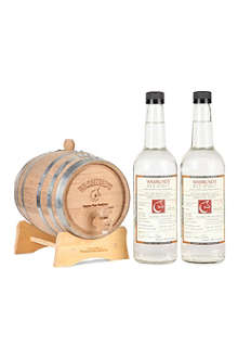 COPPER FOX Wasmund's Rye Barrel Kit 1400ml