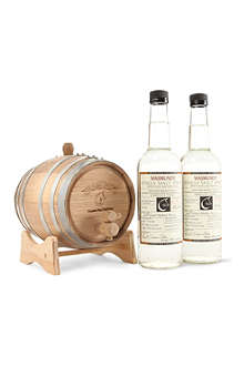 WASMUND'S Single Malt barrel kit 2 x 700ml