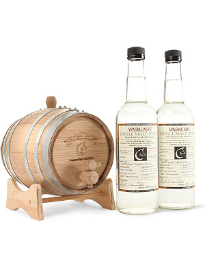 NONE Single Malt barrel kit 2 x 700ml