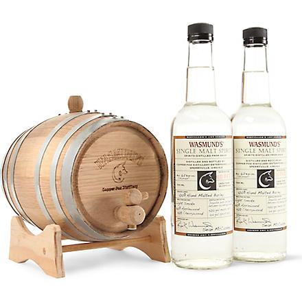 COPPER FOX Single Malt barrel kit 2 x 700ml