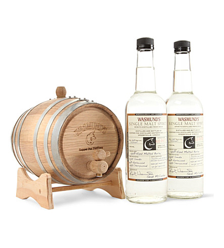 USA Single Malt barrel kit 2 x 700ml