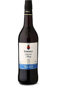 BARBADILLO Cream sherry 750ml