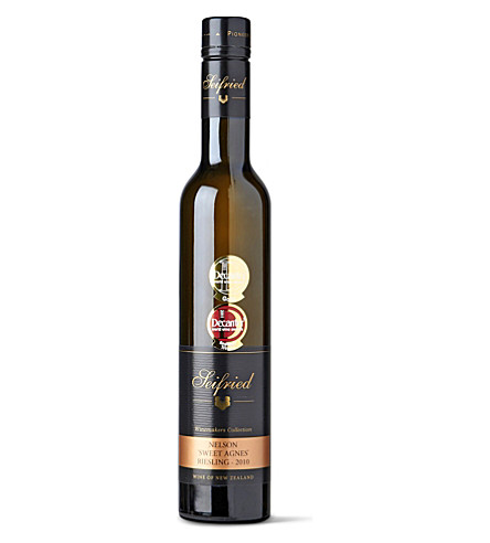 NEW ZEALAND Sweet Agnes Riesling dessert wine 375ml