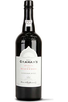 GRAHAM'S Malvedos Vintage port 1998 750ml