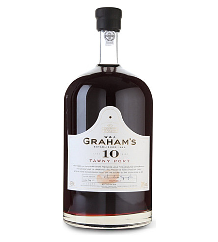 GRAHAMS'S 10 year-old Tawny port 4500ml
