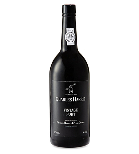 PORTUGAL Quarles Harris vintage port