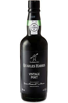 QUARLES HARRIS 1980 Vintage Port 375ml
