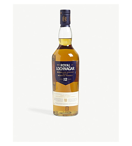 HIGHLAND 12 year old Highland single malt Scotch whisky 700ml