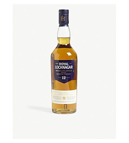 HIGHLAND 12 岁高地单麦芽威士忌威士忌700ml