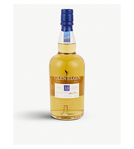 WHISKY AND BOURBON Glen Elgin 18 year-old single malt Scotch whisky 700ml