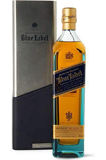JOHNNIE WALKER Blue Label whisky with Porsche chiller 700ml