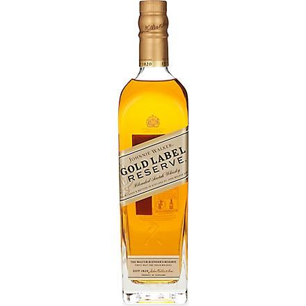 JOHNNIE WALKER Gold Label Reserve 700ml