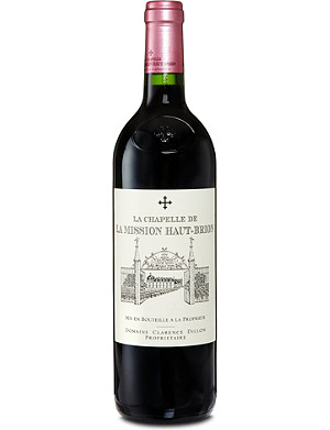 CHAPELLE DE LA MISSION Graves 750ml