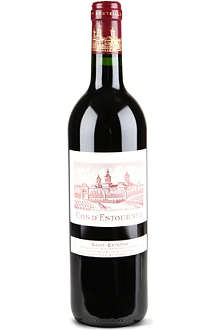 CHATEAU COS D'ESTOURNEL Saint-Estèphe 1998 750ml