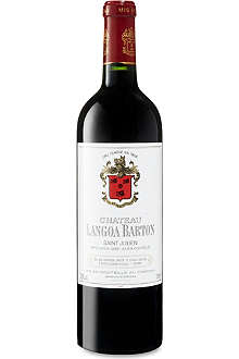 CHATEAU LANGOA BARTON St Julien 1999 750ml