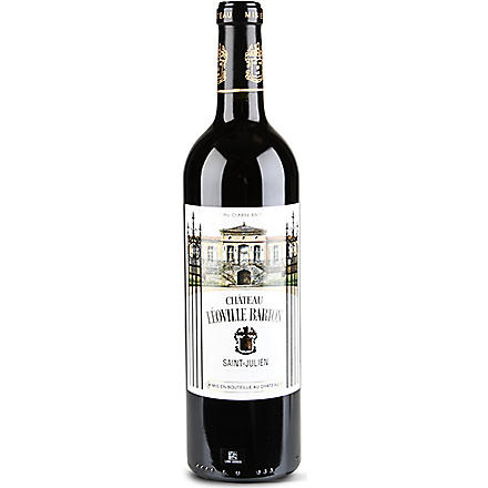 CHATEAU LEOVILLE BARTON Saint Julien 2005 750ml