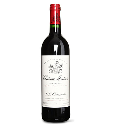 BORDEAUX Saint-Estèphe 750ml