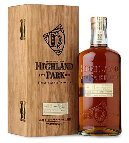 HIGHLAND 公园 30 年老单麦芽威士忌700毫升