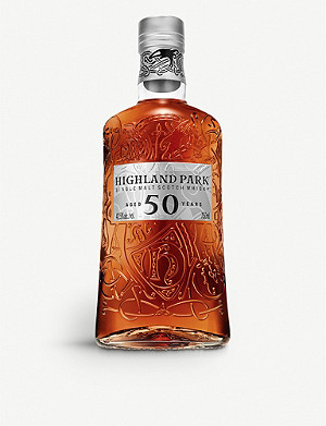 HIGHLAND PARK 50 year old single malt Scotch whisky 700ml