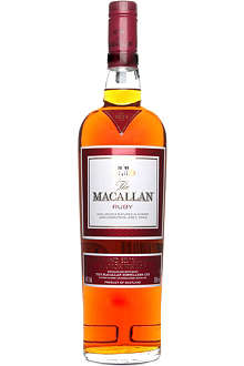 THE MACALLAN Ruby 1824 series single malt scotch whisky 700ml