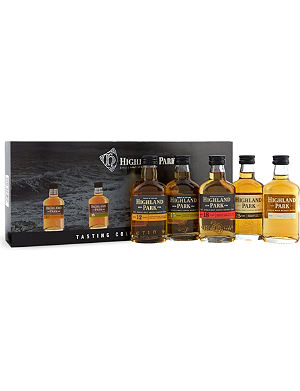 NONE Highland park pack 5x5cl