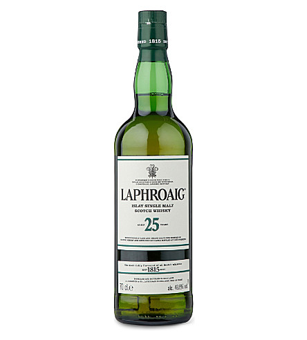 ISLAY 25-year-old single malt whisky 700ml