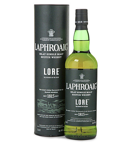 HIGHLAND PARK Laphroaig Lore 700ml