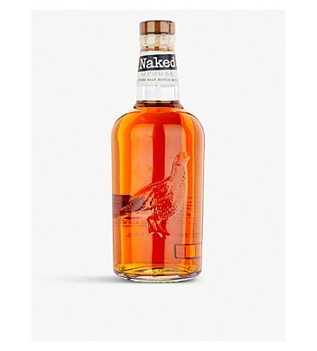 WHISKY AND BOURBON The Naked Grouse single malt Scotch whisky 700ml