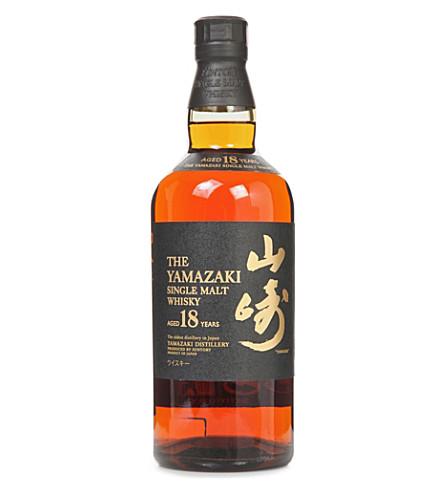 SUNTORY 山崎单一麦芽威士忌 700 毫升