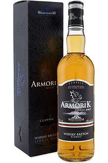ARMORIK Classic Breton single malt whisky 700ml
