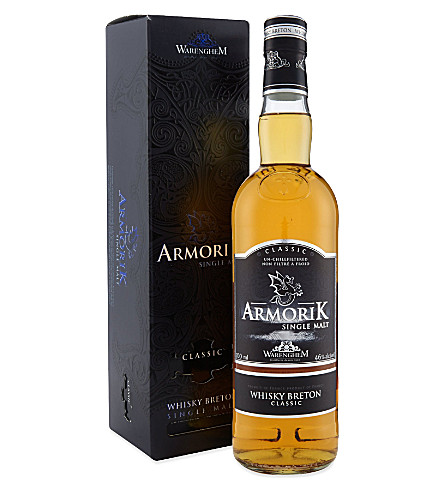 FRANCE Classic Breton single malt whisky 700ml