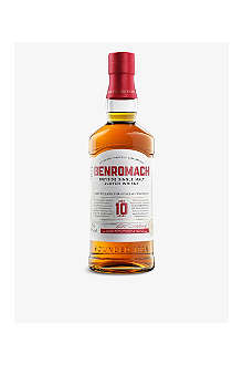 BENROMACH Speyside single malt whisky 700ml