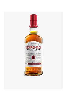 BENROMACH Speyside single malt whisky 700ml