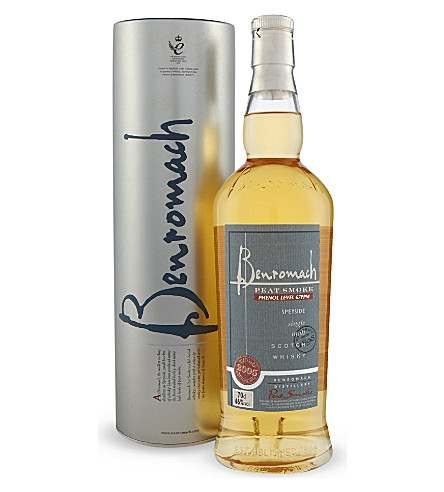 BENROMACH Peat Smoke 700ml